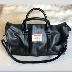 True Religion Bags - True Religion Duffle Bag Fragrance World NWOT 4327623e99fd9